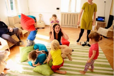 curs de playful parenting