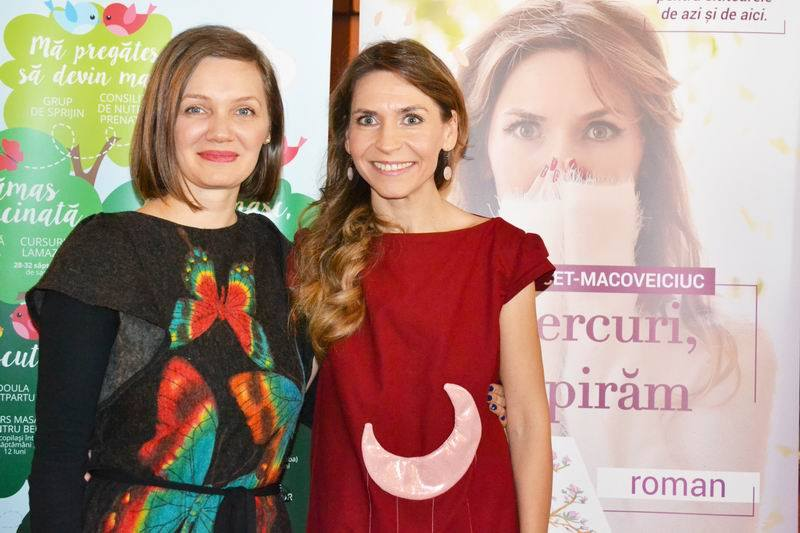 Nora Niculescu, 'barza-mama' din comunitatea Cuibul Berzelor, si Printesa Urbana
