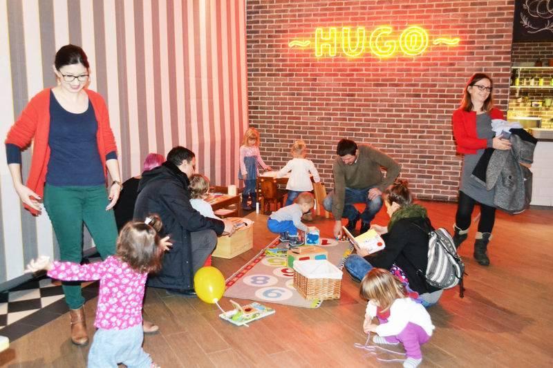 Spatiul de joaca organizat de barzuta Raluca Bojan, antreprenoare la Ludy.ro