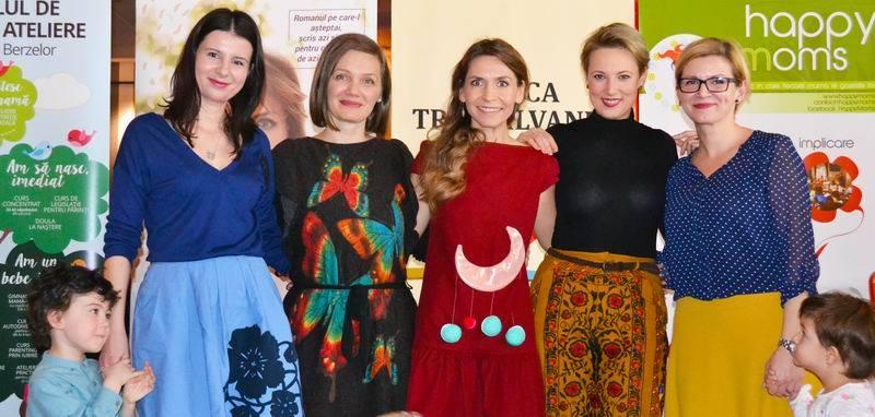 Cuibul Berzelor la lansarea romanului Miercuri, respiram de Ioana Chicet-Macoveiciuc, Printesa Urbana