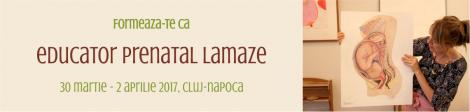 slider site Cuibul Berzelor - 1140 x 270 pixeli - formare Lamaze martie 2017