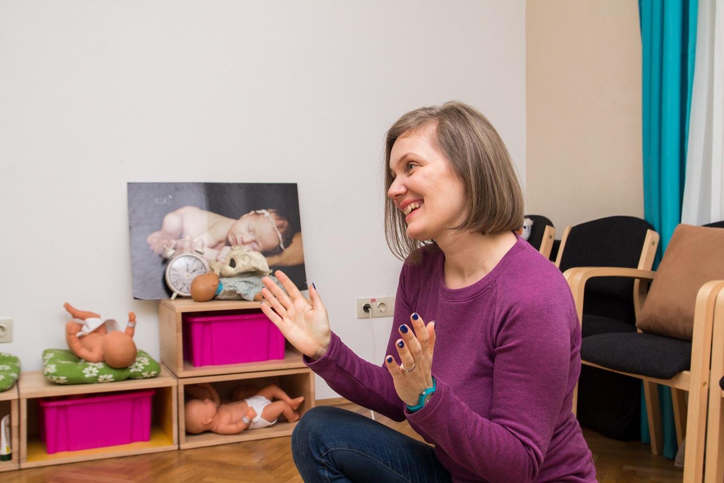 curs de formare educator prenatal Lamaze Cluj