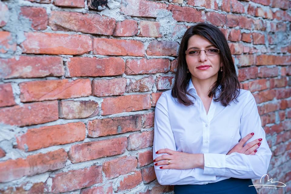 Carmen Mihalca antreprenoarele Cuibului