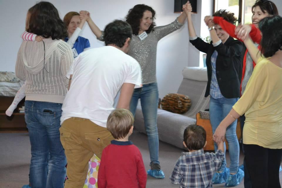 petrecere organizata de ioana gazdac