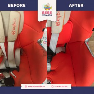 curatare scaun auto